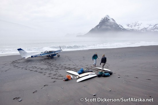 flyout surfing alaska, beach, alaska, surf, remote