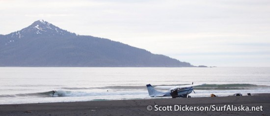 Fly-out Surfing adventure in Alaska