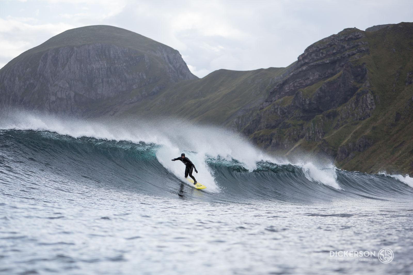 Surf Alaska Wild West