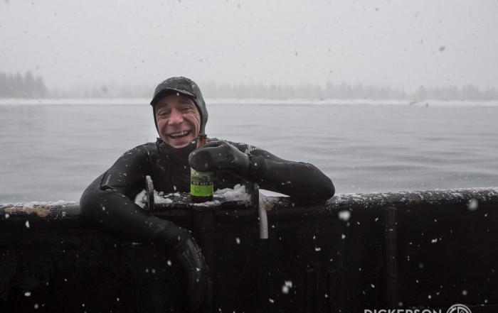 Wetsuit Beer